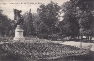 Un Coin Du Parc, AIX LES BAINS, Savoie, France, 00-10's