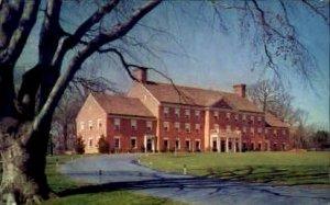 Eugene Du Pont Memorial Hospital - Wilmington, Delaware DE