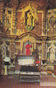 Chapel of the Suffering Savior, Mission San Xavier del Bac, Tucson, Arizona, ...