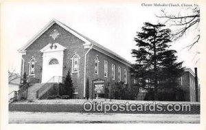 Chester Methodist Church Chester, VA, USA Unused