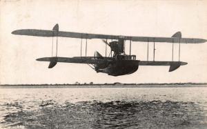 F2A Flying Boat Postcard