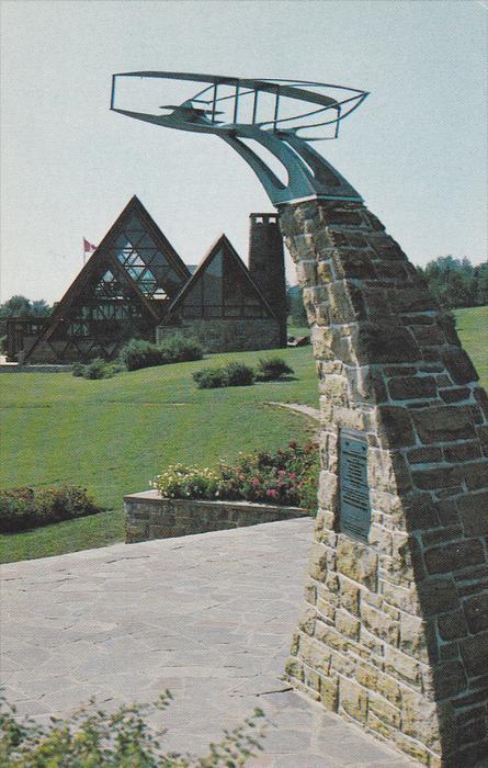 Alexander Graham Bell National Historic Park, Baddeck, Nova Scotia, Canada, 4...