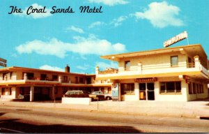 New Jersey Ocean City The Coral Sands Motel