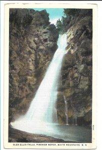 White Mountains, NH - Glen Ellis Falls, Pinkham Notch
