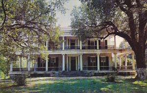 Mississippi Natchez Brandon Hall Built In 1849