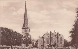 England  Ledbury The Old Parish Church