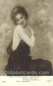 Artist Albert Penot Signed Postcard, Postales, Postkaarten, Kartpostal, Carte...