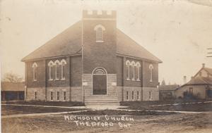 RP: THEDFORD , Ontario, Canada, 1900-10s ; Methodist Church