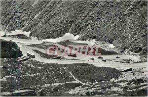 Postcard Modern San Gottardo Sarada der Val Tremola