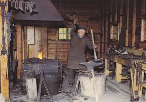 Cameron and Ames, Blacksmiths,  Barkerville, B.C., Canada,  50-70s