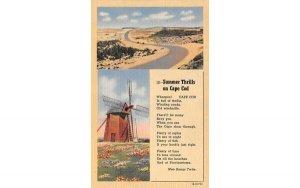 Summer Thrills in Cape Cod, Massachusetts