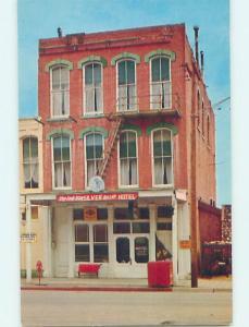 Pre-1980 HOTEL SCENE Virginia City - Near Reno & Carson City Nevada NV H0008