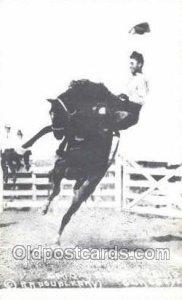 Smoky Branch Riding Glass Eye Cowboy Western Unused