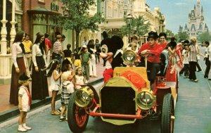FL - Orlando. Walt Disney World. Riding Down Main Street U.S.A.