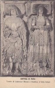 Tombe Di Lodovico Sforza E Beatrice D'Este; Solari, Certosa Di Pavia (Lombard...
