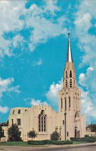 St. Clare's Roman Catholic Church, Windsor, Ontario, Canada, 1940-1960s