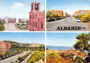 BG35919 albania differentes vues de la ville et le port pris de la coline
