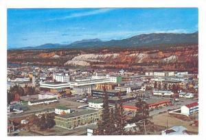 City Of Of Whitehorse, Yukon, Canada,1950-1970s