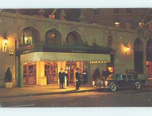 Pre-1980 HOTEL SCENE Washington DC AE0973