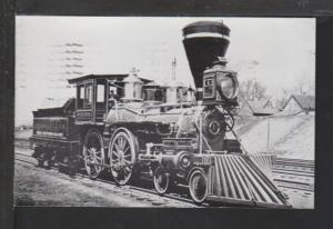 Great Northern,William Crooks,Locomotive Postcard