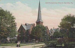 Pennsylvania Oil City Second Presbyterian Church