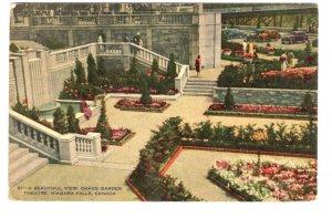 Oakes Garden Theatre, Niagara Falls,  Ontario,