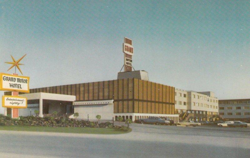 MONTREAL , Quebec , 1950-60s ; Grand Motor Hotel