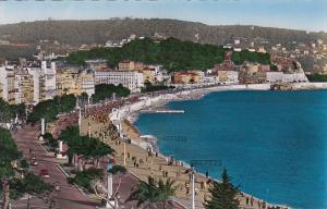 France Nice La Promenade des Anglais la Baie des Anges