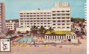 Florida Miami Beach The Sans Souci Resort Hotel