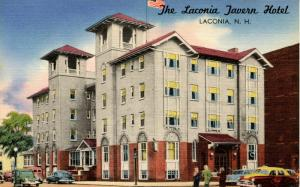 NH - Laconia. The Laconia Tavern Hotel