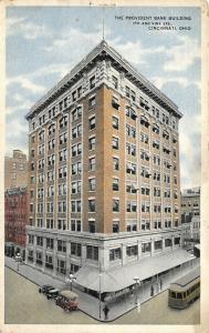 Cincinnati Ohio c1915 Postcard The Provident Bank Building