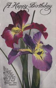 A Happy Birthday, Orchid Flowers, Poem, 00-10s