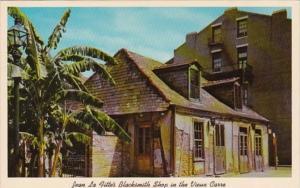 Louisiana New Orleans Jeanne La Fitte's Blacksmith Shop In The Vieux carre