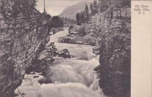 ELKO, British Columbia, Canada, 00-10s; Elk River Falls