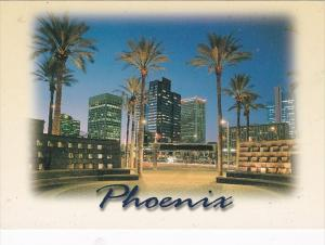 Arizona Phoenix Skyline View