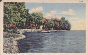 Greetings From Lake Winnipesaukee New Hampshire 1947