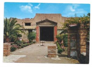 Ercolano Italy Cervi House Garden Casa del Cervi Giardino