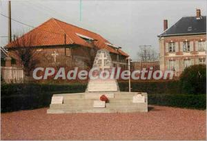 Modern Postcard Villers-Bretonneux to the memory F F I