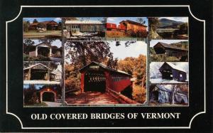 VT - Old Covered Bridges (Multi-view)