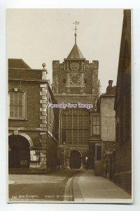 Ju788 - Rye Church , Sussex , Judges postcard 292