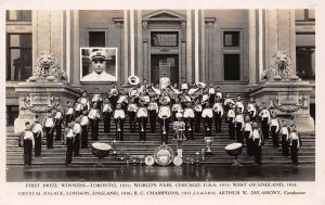 Canada World's Fair, First Prize Winner: Toronto, Boys Band