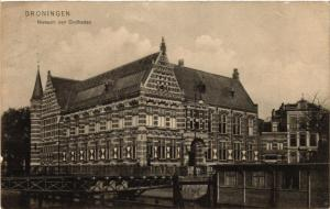CPA Groningen Museum van Oudheden NETHERLANDS (728356)