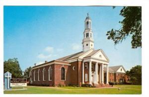 Exterior, First United Methodish Church,  Myrtle Beach,   South Carolina,  40...