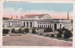 Washington D C New Union Station