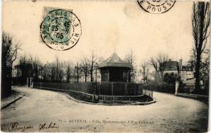 CPA PARIS 16e-Villa Montmorency-Vue générale (326131)