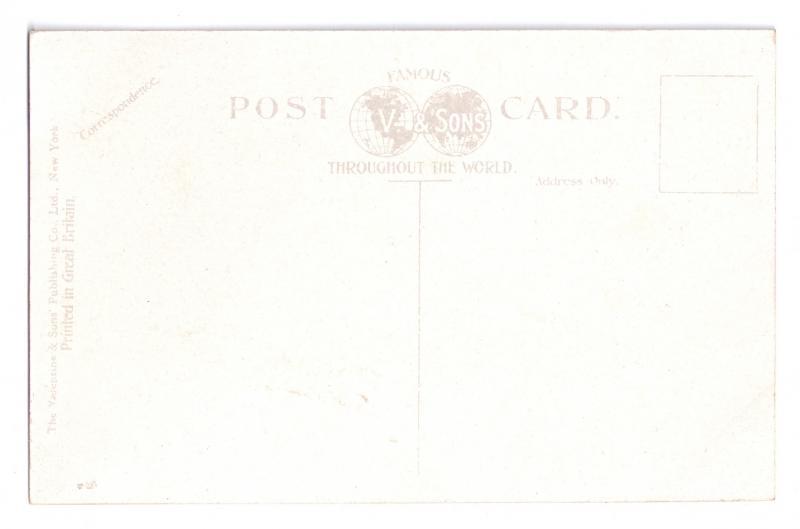 Delaware Wilmington Country Club ca 1910 Vintage Postcard