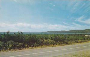 Panoramic View, Lucky Point on St. George's Bay, Stephenville Crossing, Newfo...