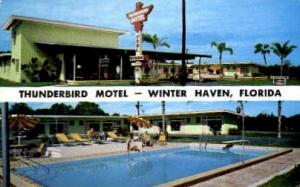 Thunderbird Motel Winter Haven FL Unused