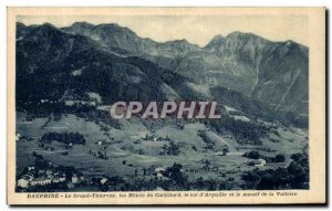 Old Postcard The Dauphine Grand Thiervoz the Hotels Curtillard the collar of ...