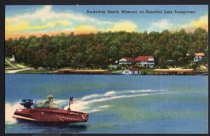 Missouri ~ Rockaway Beach on Beautiful LAKE TANEYCOMO LINEN